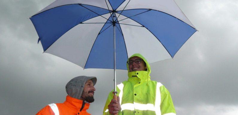 Dobra ochrona przed deszczem to podstawa